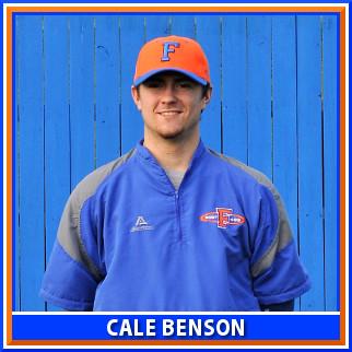 Jr Coach Cale Benson SM