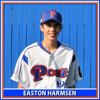 Jr Easton Harmsen SM