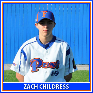 Jr Zach Childress SM