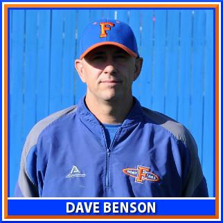 Sr Coach Dave Benson sm