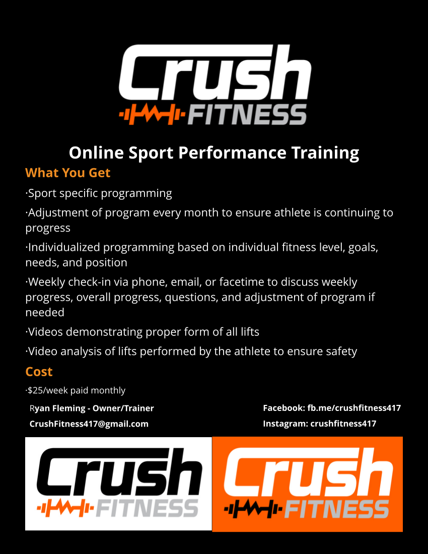 OnlineSportPerformanceTraining