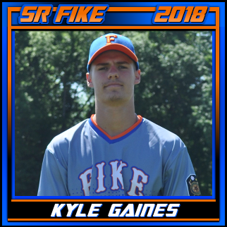 2018 Sr Fike Gaines Kyle