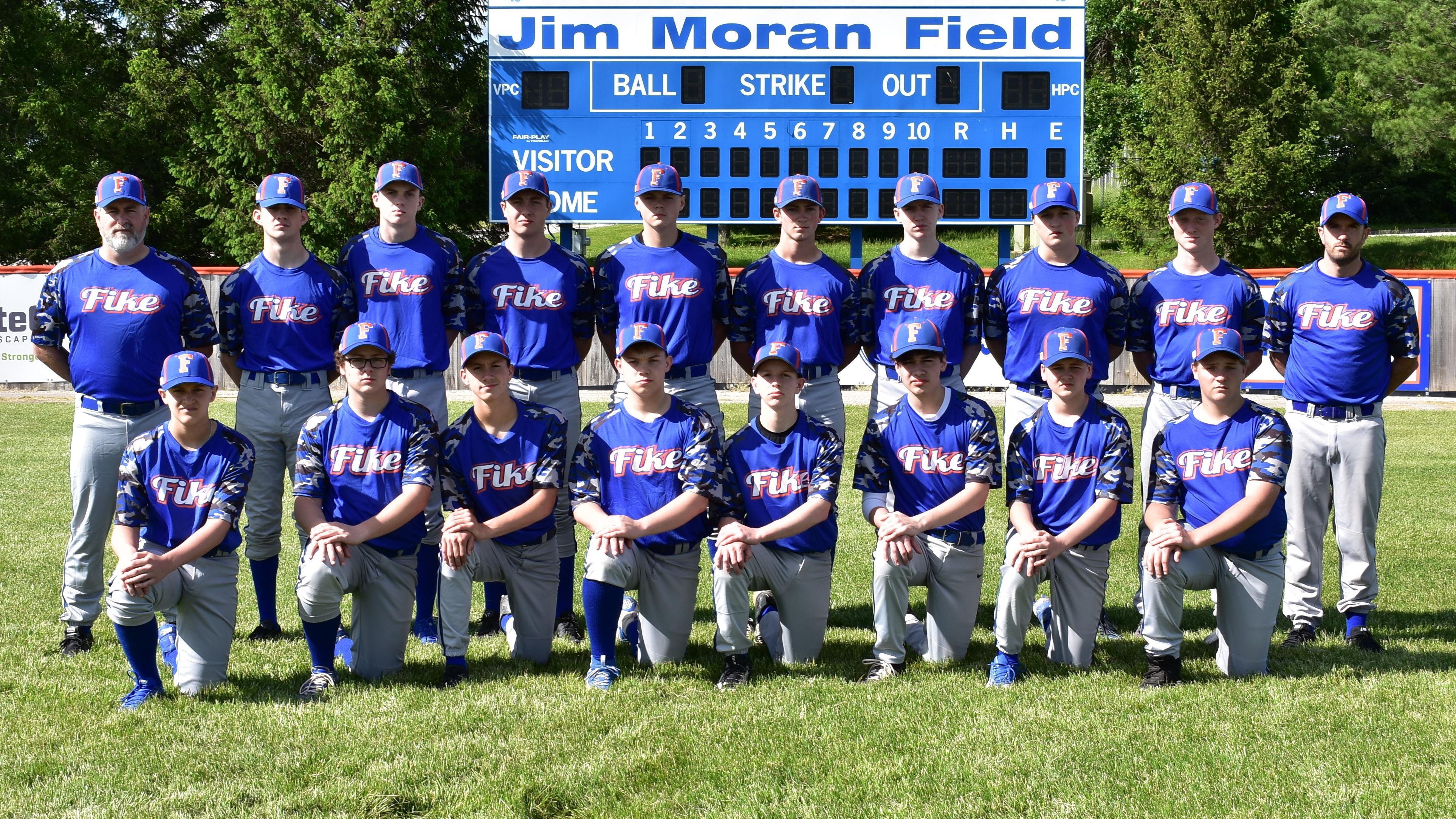 2019 Jr Fike Team Photo Cropped